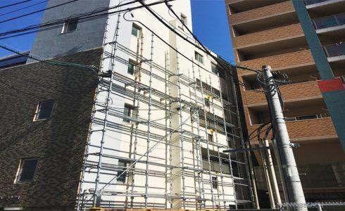 オヌキみずほビル大規模改修工事
